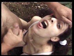 Algérienne chaude et moche se fait baiser